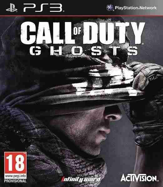 Descargar Call Of Duty Ghost [English][Region Free][FW 4.4x][iMARS] por Torrent